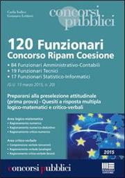 120 funzionari concorso Ripam Coesione