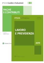 2 volumi: Lavoro e previdenza + Paghe e contributi