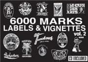 6000 marks mini. Labels & vignettes. Con CD-ROM. Vol. 2