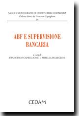 ABF e supervisione bancaria