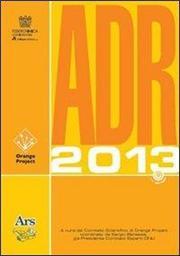 ADR 2013. Con CD-ROM