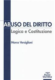 Abuso del diritto. Logica e Costituzione