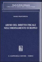 Abuso del diritto fiscale nell'ordinamento europeo