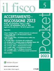 Accertamento e riscossione 2021 - Pocket il fisco
