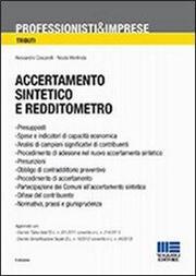Accertamento sintetico e redditometro