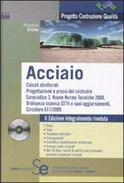 Acciaio. Con CD-ROM