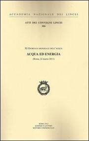 Acqua ed energia