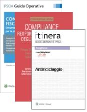 Acquista insieme 3 volumi: Compliance fiscale + Commentario compliance + Antiriciclaggio
