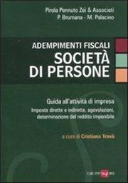 Adempimenti fiscali. Società di persone