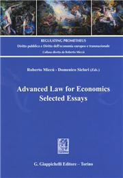 Advanced Law for Economics. Selected Essays