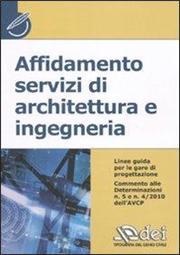 Affidamento servizi di architettura e ingegneria