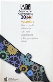 Agenda del giornalista 2014. Con CD-ROM. Vol. 1