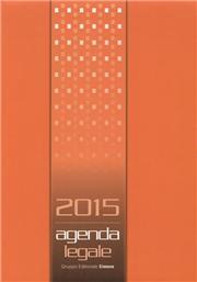 Agenda legale 2015. Arancione. Ediz. minore