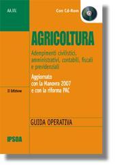 Agricoltura - Guida operativa
