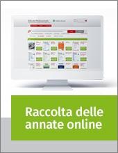 Amministrazione & Finanza - Raccolta delle annate online