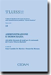 Amministrazione e Democrazia