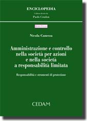 Amministrazione e controllo nella società per azioni e nella società a responsabilità limitata