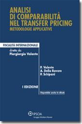 Analisi di comparabilità nel transfer pricing