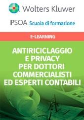 Antiriciclaggio e privacy per dottori commercialisti ed esperti contabili: adempimenti risolutivi