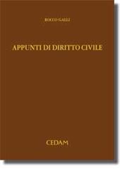 Appunti di diritto civile