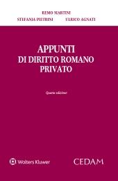 Appunti di diritto romano privato