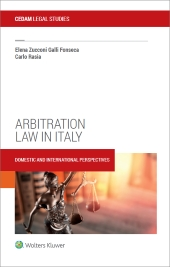 Arbitration Law in Italy. Domestic and international perspectives