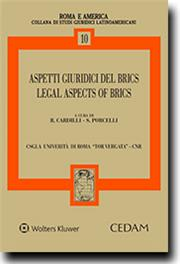 Aspetti giuridici del BRICS - Legal aspects of BRICS