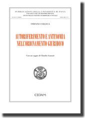 Autoriferimento e antinomia nell'ordinamento giuridico