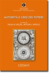 Autorità e crisi dei poteri