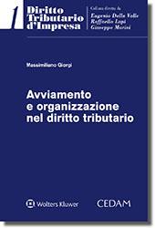 Avviamento e organizzazione nel diritto tributario