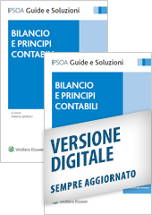 """Bilancio e Principi Contabili - Formula """"Aggiornati sempre"""" (Volume + Servizio on line + App)"""