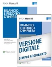 Bilancio e Reddito d'impresa - Carta + Digitale Formula Sempre Aggiornati (in abbonamento)
