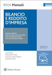 Bilancio e reddito di impresa 2021
