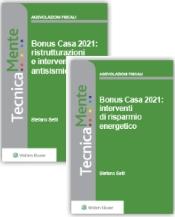 Bonus casa: ristrutturazioni, interventi antisismici e risparmio energetico.