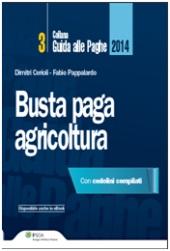 Busta Paga - Agricoltura 2014