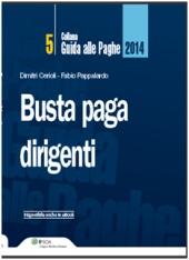 Busta Paga - Dirigenti 2014