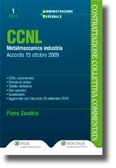 CCNL - Metalmeccanica industria