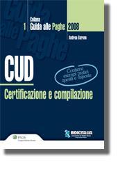 CUD - Certificazione e compilazione
