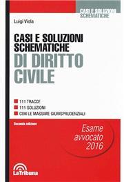 Casi e soluzioni schematiche di diritto civile