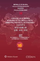 Chang'an e roma eurasia e via della seta