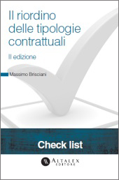 Check List - Il riordino delle tipologie contrattuali