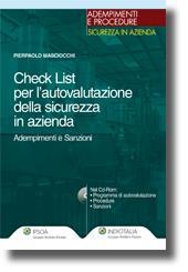 Check list per l'autovalutazione della sicurezza in azienda