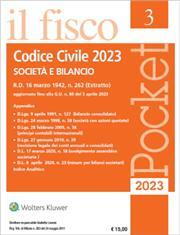Codice Civile 2021 - Società e Bilancio - Pocket il fisco