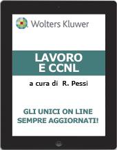 Codice Commentato del Lavoro e CCNL - on line