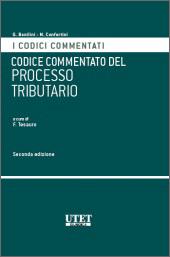 Codice commentato del processo tributario