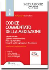 Codice commentato della mediazione