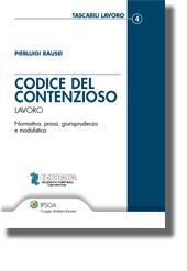 Codice del contenzioso - Lavoro