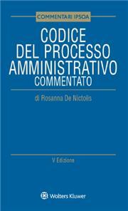 Codice del processo amministrativo commentato