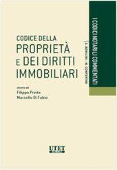 Codice della proprietà e dei diritti immobiliari 2015