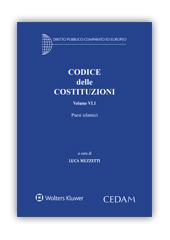 Codice delle Costituzioni - Volume VI.1: Paesi islamici